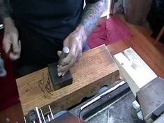 anticlastic spinner ring - YouTube if you want to learn jewelry making can not afford classes soham harrison has got over 150 videos to watch so many different projects