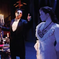 Katie Hall & Earl Carpenter -  The Phantom of the Opera