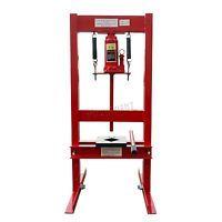 FoxHunter 6 Ton Hydraulic Garage Workshop Shop Press Heavy Duty SX0404 Red New