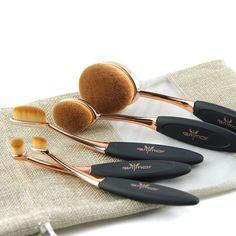 Oval Brush Set Pro