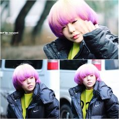 Girls' Generation's Sunny looks tired on her way to work