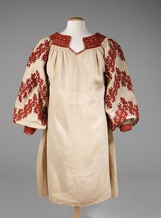"omgthatdress: "" Spanish shirt via The Costume Institute of the Metropolitan Museum of Art "" Kurta Designs, Costume Collection, Fairy Dress, Costume Institute, Folk Costume, Historical Clothing, Traditional Dresses, Evening Dresses, Casual Dresses"