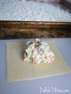 This recipe for shrimp scampi ravioli captures all the flavors of a scampi, in a cute little package! Check out this recipe for a secret pasta shortcut! Tortellini, Orzo, Shrimp Recipes, Pasta Recipes, Cooking Recipes, Shrimp Ravioli Recipe, Shrimp Meals, Recipe Pasta, Cooking Ideas