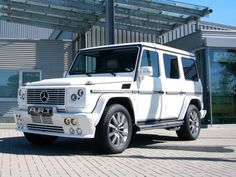 mercedes g wagon...will own one of these  at some point in my lifetime!