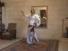 """Fifi Abdou"" 19 - Lital Dorchin in Belly Dance Boulevard's belly dancing video lessons project"