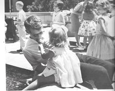 The Kennedys - boblova:   SCANS - best party kid, ever