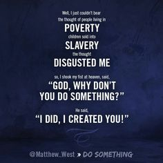 Do Something- Matthew West Christian Song Lyrics, Christian Music, Christian Quotes, Christian Post, Christian Videos, Christian Living, Matthew West, Gods Not Dead, Leave Early