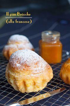 ricetta originale francese pan brioche