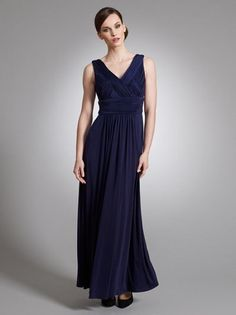 navy maxi dresses - Google Search