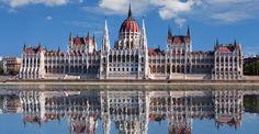 Parlamento Húngaro de Budapeste