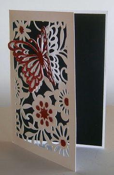 Crafty Kayes Room: Spellbinders cards
