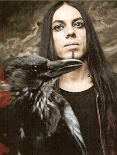 Kjetil Vidar Haraldstad aka Frost of Satyricon (Nor)