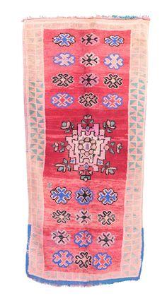 Vintage Boujad Rug, Boujad, Boujaad, Pink Rug, #housewares @EtsyMktgTool  #boujaadrug #boujadrug #boujad #moroccanrug #boujaad