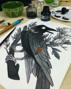 Raven by Jacqueline Deleon