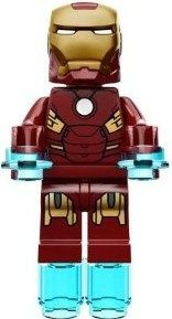 LEGO IRONMAN Mini figure Marvel Avenger Super Heroes