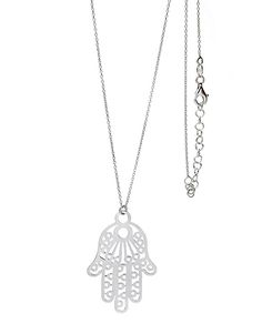 Coliere Bijuterii Argint Faith BFK 8359-S Bb Shop, Hamsa, Silver, Jewelry, Jewerly, Jewlery, Schmuck, Jewels, Jewelery