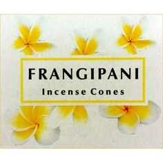 The sweet smelling and exotic frangipani is a very coveted incense. Kamini frangipani incense cones are infused with the essential oils of the lovely frangipani flowers, extracting its delicious and pleasing smell. Smoke Drawing, Hippie House, Incense Cones, Spiritual Practices, Fragrance, Stress, Restore, Respect, Exotic
