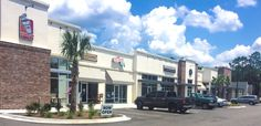 Nocatee Town Center- home to Dunkin Donuts, Pieology Pizza, and much more!