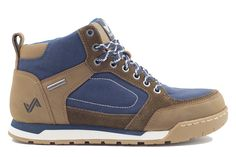 brown-navy
