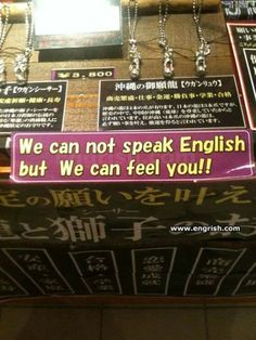 Engrish Fail | Funny Engrish fails : theCHIVE