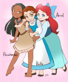 Grupo de: Disney Princess | We Heart It