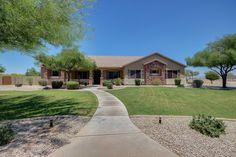 $569,900 Queen Creek Real Estate - 19624 E Via Park St - The Ryan Whyte Team - HORSE PROPERTY!