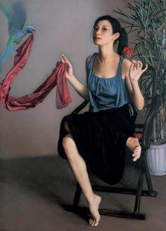 - Paintings by Li Guijun  <3 <3
