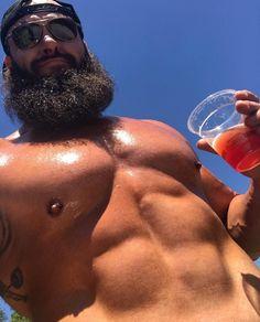 Braun with that sexy ass body 🤤 Braun Strowman, Wwe Superstars, Swimwear, Fashion, Bathing Suits, Moda, Swimsuits, Fashion Styles