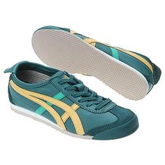 The Onitsuka Tiger Mexico 66 is a hot shoe in any color but these are just sexy