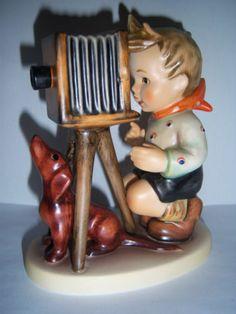 Hummel Goebel Figurine 178 TMK 6 The Photographer E430 QC   eBay