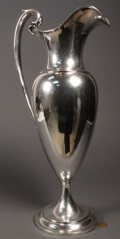 Dominick & Haff Sterling Silver Ewer  This looks like the Vase from LOTR....