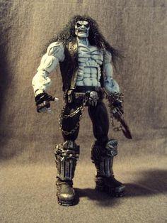 Lobo, the Main Man (Marvel Legends) Custom Action Figure