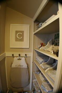 Calming nursery for the newborn., An all white nursery. Nurseries Design