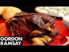 Smoky Pulled Pork with Chipotle Mayonnaise | Gordon Ramsay - YouTube