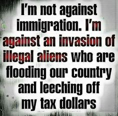 Those that cannot see, Immigration without Assimilation is Invasion is blind and down-right ignorant. Don't listen to the crying-liberals. It's time to be the Healthy Adult in the room and make smart choices for America. Liberalism IS a Mental Disorder. Political Quotes, Conservative Politics, Our Country, Country Men, Just In Case, Wisdom, Thoughts, Shit Happens, Feelings