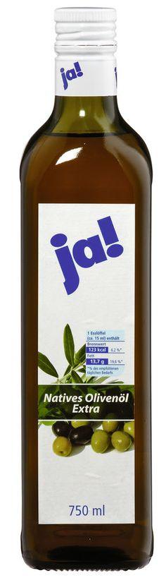 rewe - ja! natives Olivenöl