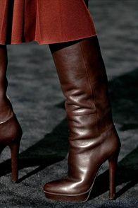 Sfilata Gucci Milano - Collezioni Autunno Inverno 2011/2012 - Vogue