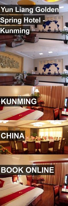 Yun Liang Golden Spring Hotel - Kunming in Kunming, China. For more information, photos, reviews and best prices please follow the link. #China #Kunming #travel #vacation #hotel