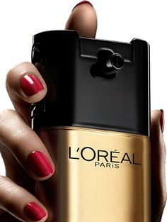 L'Oreak Preference Mousse Absolue, the first-ever automatic, reusable hair colour