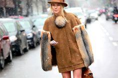 streetstyle foto settimana della moda di milano fashion week outfit look pelliccia      #streetstyle #look #outfit #mfw #fashionwee #blogger #fashioneditor    www.ireneccloset.com