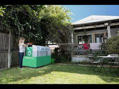 Máquina de biogás casera que permite convertir tus desechos orgánicos en combustible para cocinar / EcoInventos.com