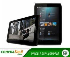 Tablet Motorola Xoom 2 por 10x R$1590 | Menos Preço