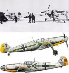 Bf-109 Ostfront