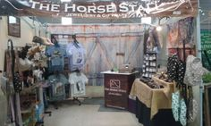 The Horse Stall's pop-up shop Horse Star, Star Jewelry, Pop Up, Horses, Shopping, Popup, Horse