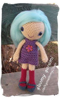 lucy by craftymummy2two, via Flickr
