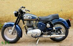 Classic British Motorcycles of the 1960s Made in Redditch | Sheldons EMU