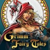 Grimm Fairy Tales www.zenescope.com on Comixology