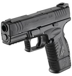"""Springfield Armory 40mm S 3.8"""" XDm Compact"""