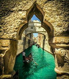 Puente de los suspiros.#VENECIA##