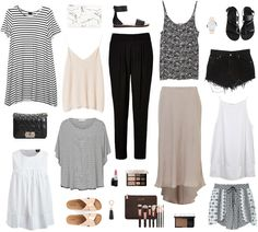 FLIP AND STYLE || Sydney Fashion and Beauty Blog: outfits. Perfect for my trip this summer!